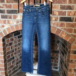 Big Star Hazel Curvy fit jeans size 27L